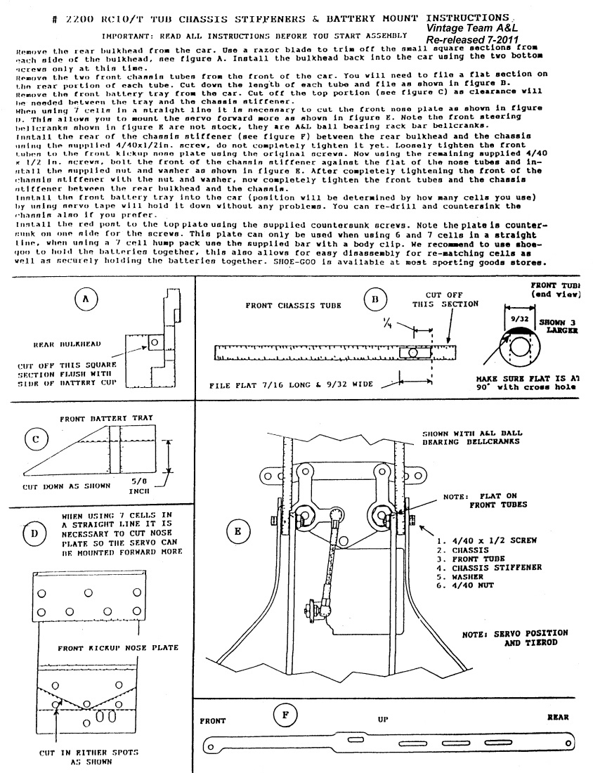 Picture 2 Rear Pitman Arms Dogbones As 6 In The Diagram